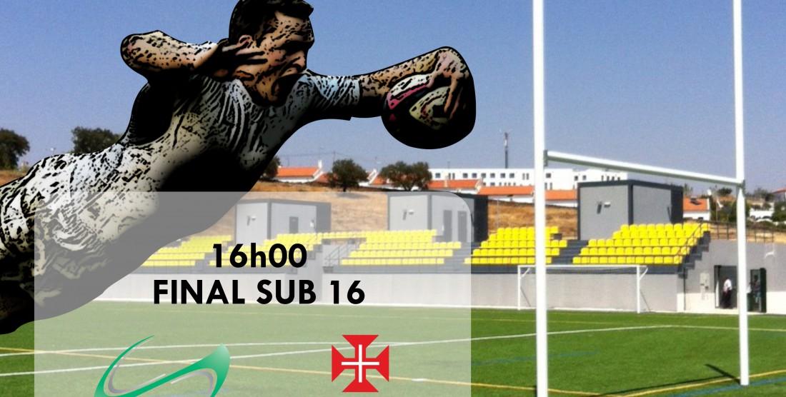 Sub 16 e Sub 18 jogam final da Taça