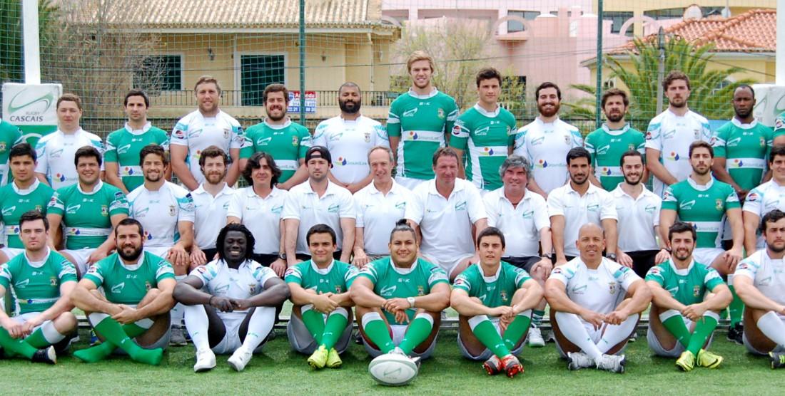 Cascais Rugby na Final da Taça de Portugal